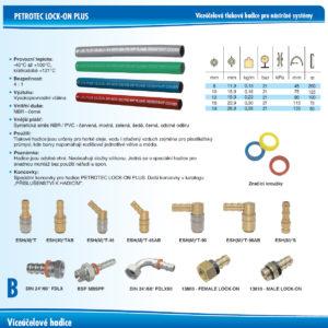 hydraulicke PETROTEC LOCK-ON PLUS