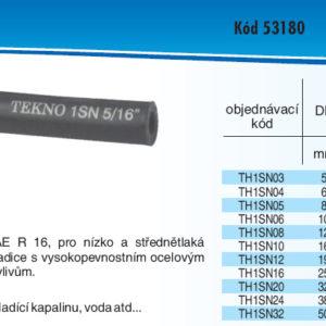hydraulicke hadice 1SN