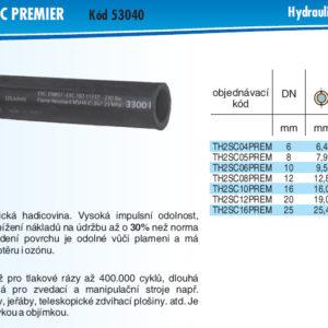 hydraulicke hadice 2SC PREMIER