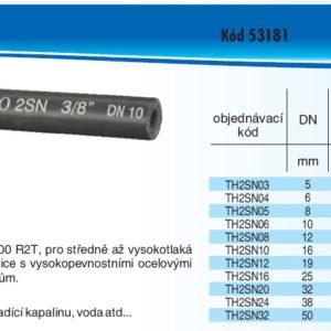 hydraulicke hadice 2SN