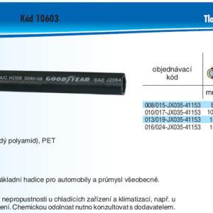 hydraulicke hadice CHEMITC GALAXY 3090