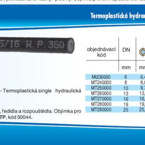 hydraulicke hadice MT2