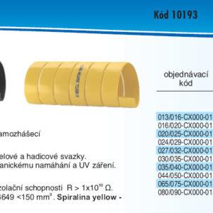 hydraulicke hadice SPIRALINA