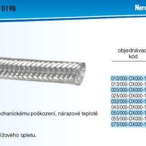 hydraulicke hadice SPIRALINA JACKET NEREZ