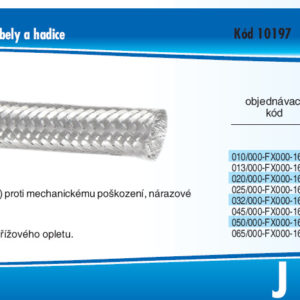 hydraulicke hadice SPIRALINA JACKET POZINK